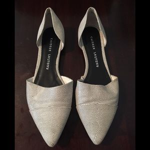 Chinese Laundry Easy Does It D'orsay Flats 7M